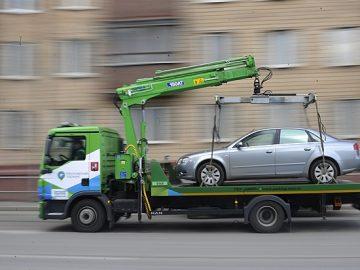 Эвакуации машины, что делать